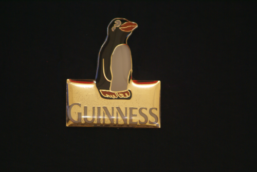 Guinness Pin, Pinguin