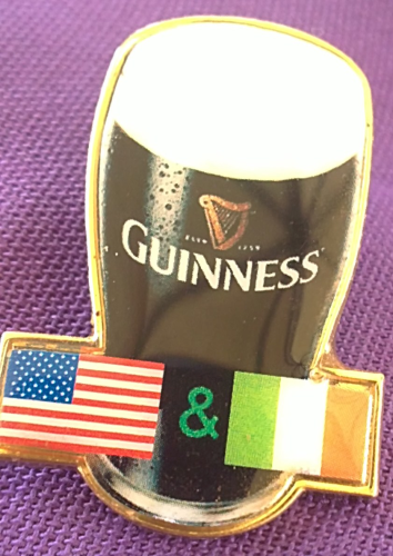 Guinness Pin, Pint of Guinness