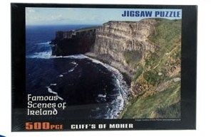 Ireland Puzzle, Cliffs of Moher