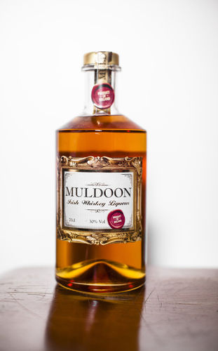 Muldoon Irish Whiskey Liqueur 0,7 l